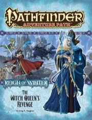 Pathfinder: Adventure Path: Reign of Winter: The Witch Queen's Revenge