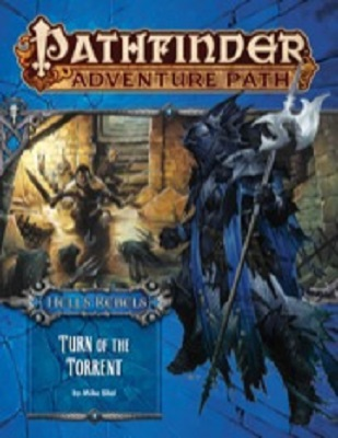Pathfinder: Adventure Path: Hells Rebels: Turn of the Torrent
