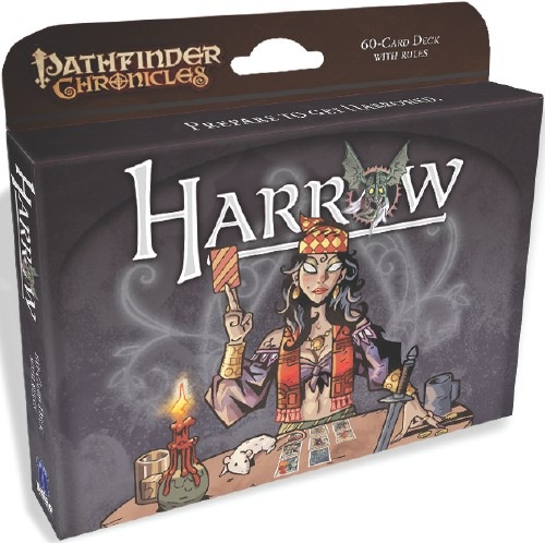 Pathfinder Chronicles: Harrow Deck