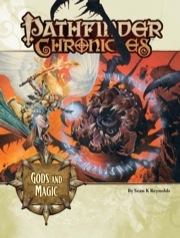 Pathfinder Chronicles: Gods and Magic - Used