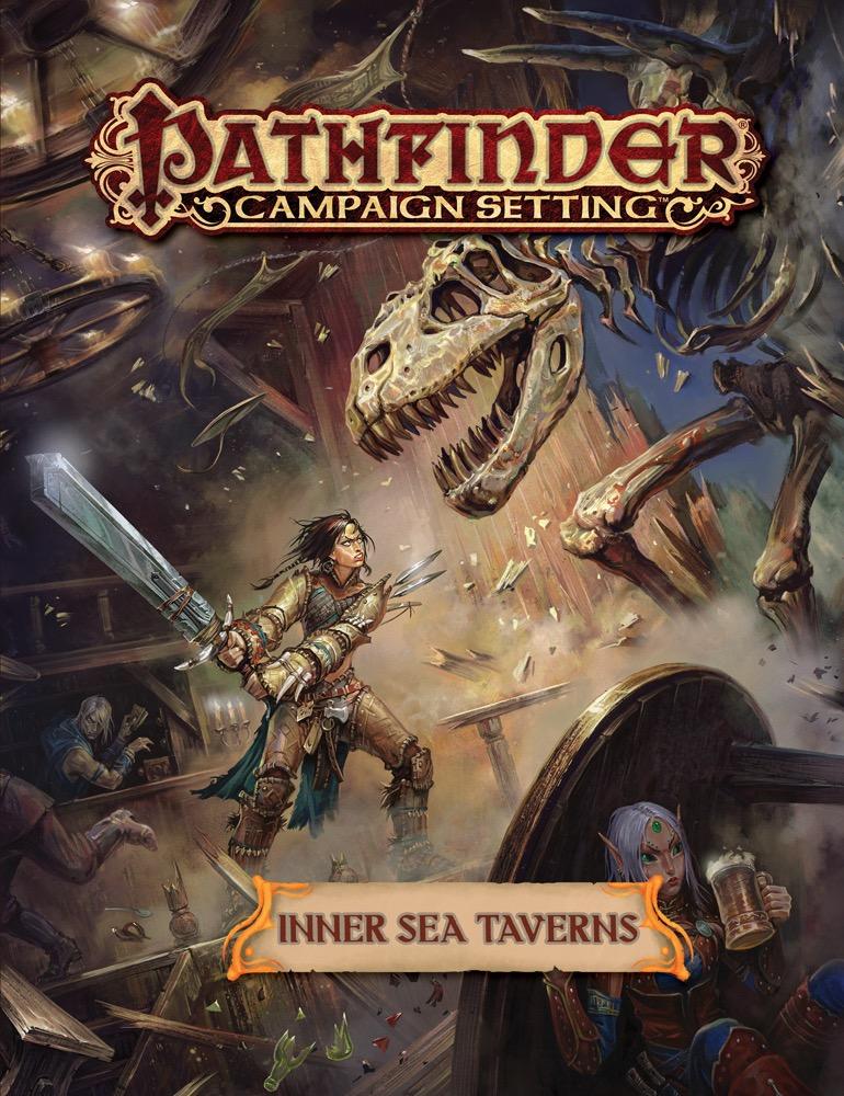 Pathfinder: Campaign Setting: Inner Sea Taverns
