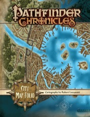 Pathfinder Chronicles: City Map Folio