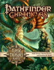 Pathfinder Chronicles: Classic Treasures Revisited - Used