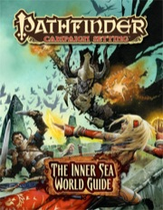 Pathfinder: Campaign Setting: The Inner Sea World Guide - Used