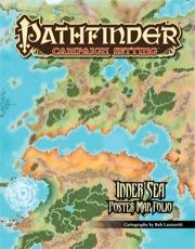 Pathfinder: Campaign Setting: Inner Sea Poster Map Folio