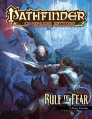 Pathfinder: Campaign Setting: Rule of Fear