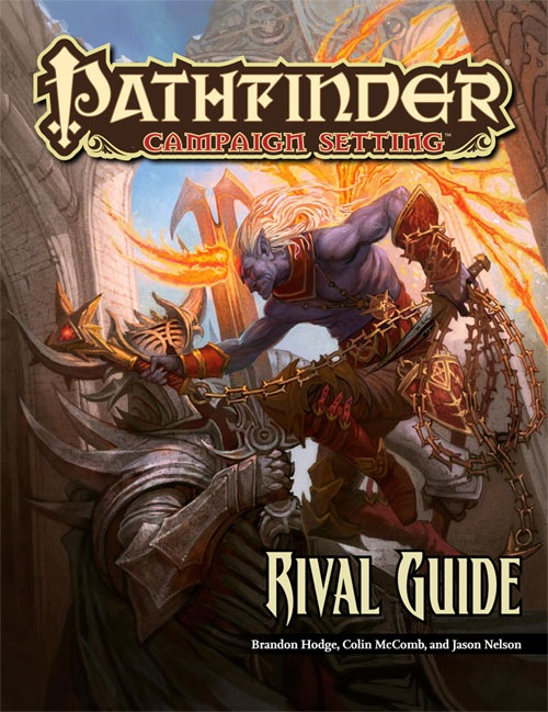 Pathfinder: Campaign Setting: Rival Guide