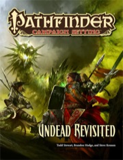 Pathfinder: Campaign Settings: Undead Revisited - Used