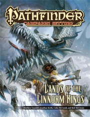 Pathfinder: Campaign Setting: Lands of the Linnorm Kings