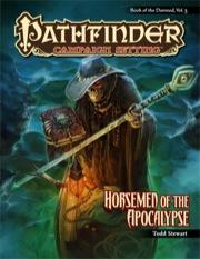 Pathfinder: Campaign Setting: Horsemen of the Apocalypse