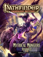 Pathfinder: Campaign Setting: Mythical Monsters Revisited