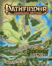 Pathfinder: Campaign Setting: Jade Regent: Poster Map Folio