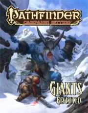 Pathfinder: Campaign Setting: Giants Revisited