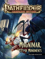 Pathfinder: Campaign Setting: Magnimar, City of Monuments