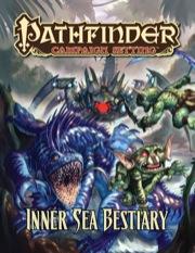 Pathfinder: Campaign Setting: Inner Sea Bestiary