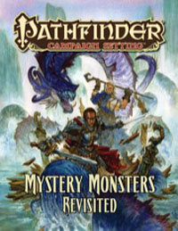 Pathfinder: Campaign Setting: Mystery Monsters Revisited