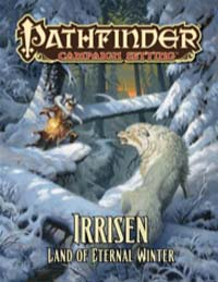 Pathfinder: Campaign Setting: Irrisen, Land of Eternal Winter - Used