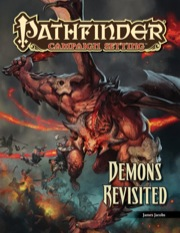 Pathfinder: Campaign Setting: Demons Revisited - Used
