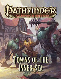 Pathfinder: Campaign Setting: Towns of the Inner Sea