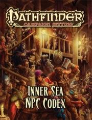 Pathfinder: Campaign Setting: Inner Sea NPC Codex