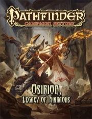 Pathfinder: Campaign Setting: Osirion, Legacy of Pharaohs