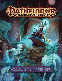 Pathfinder: Campaign Setting: Occult Mysteries - Used