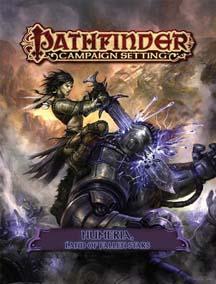 Pathfinder: Campaign Setting: Numeria, Land of Fallen Stars