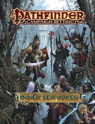 Pathfinder: Campaign Setting: Inner Sea Races HC