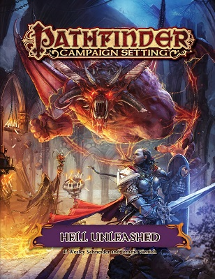 Pathfinder: Campaign Setting: Hell Unleashed