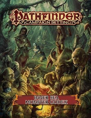 Pathfinder: Campaign Setting: Inner Sea Monster Codex