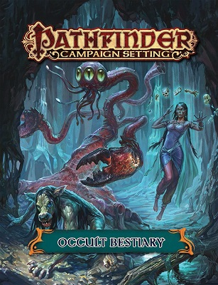 Pathfinder: Campaign Setting: Occult Bestiary