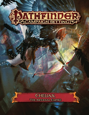 Pathfinder: Campaign Setting: Cheliax The Infernal Empire