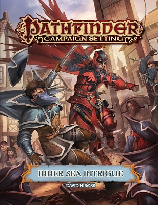 Pathfinder: Campaign Setting: Inner Sea Intrigue