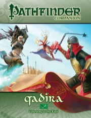 Pathfinder Companion: Qadira: Gateway to the East