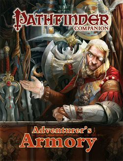 Pathfinder: Player Companion: Adventurers Armory - Used