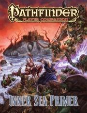 Pathfinder: Player Companion: Inner Sea Primer - Used