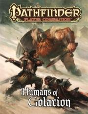 Pathfinder: Player Companion: Humans of Golarion