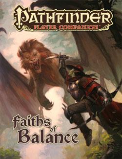 Pathfinder: Player Companion: Faiths of Balance