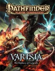 Pathfinder: Player Companion: Varisia Birthplace of Legends
