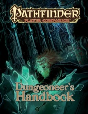 Pathfinder: Player Companion: Dungeoneers Handbook - Used