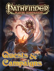 Pathfinder: Player Companion: Quests and Campaigns