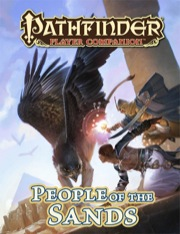 Pathfinder: Player Companion: People of the Sands