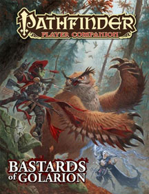 Pathfinder: Player Companion: Bastards of Golarion