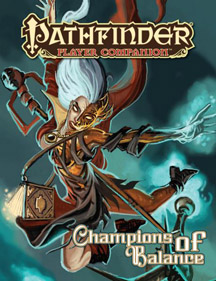 Pathfinder: Player Companion: Champions of Balance