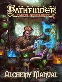 Pathfinder: Player Companion: Alchemy Manual