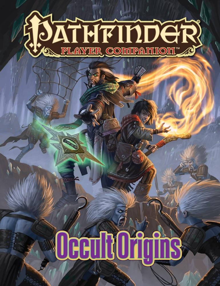 Pathfinder: Player Companion: Occult Origins