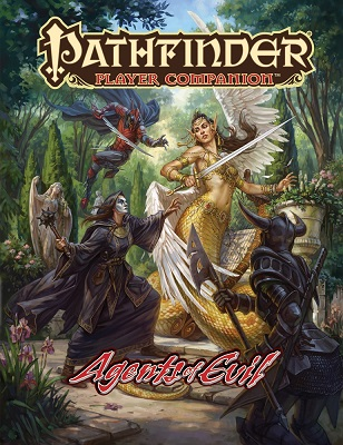 Pathfinder: Player Companion: Agents of Evil
