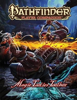 Pathfinder: Player Companion: Magic Tactics Toolbox