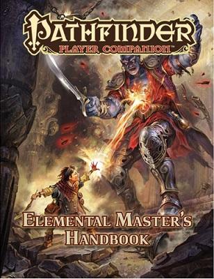 Pathfinder: Player Companion: Elemental Masters Handbook