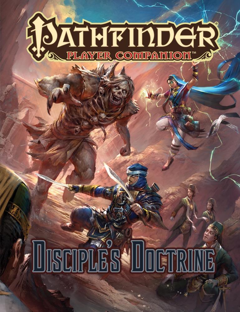Pathfinder: Player Companion: Disciples Doctrine